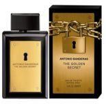 A.Banderas GOLDEN SECRET (M) 50ml edt