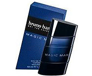 BRUNO BANANI MAGIC MAN 50ml edt