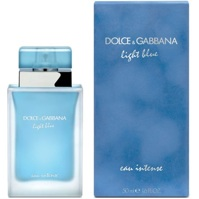 DOLCE&GABBANA LIGHT BLUE EAU INTENSE (L) 25 ml edp